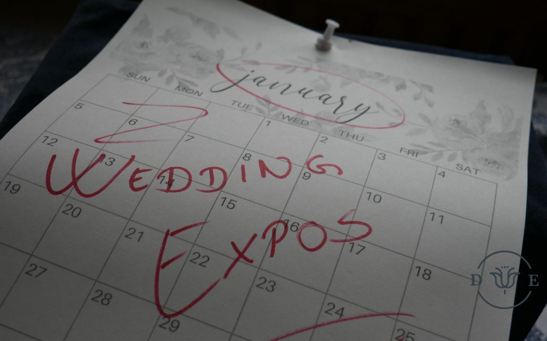 Az esküvő kiállításokról